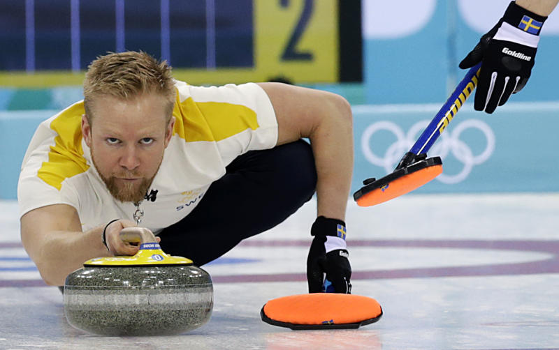 Canada wins gold medal in men's Olympic curling