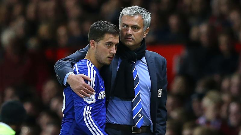 Antonio Conte Doesn't Want Eden Hazard To Be More Selfish