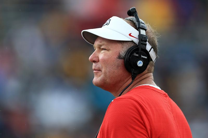 Fresno State fires coach DeRuyter after 3 years of decline