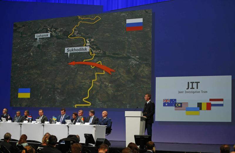 Dutch angry after Russia MH17 denials