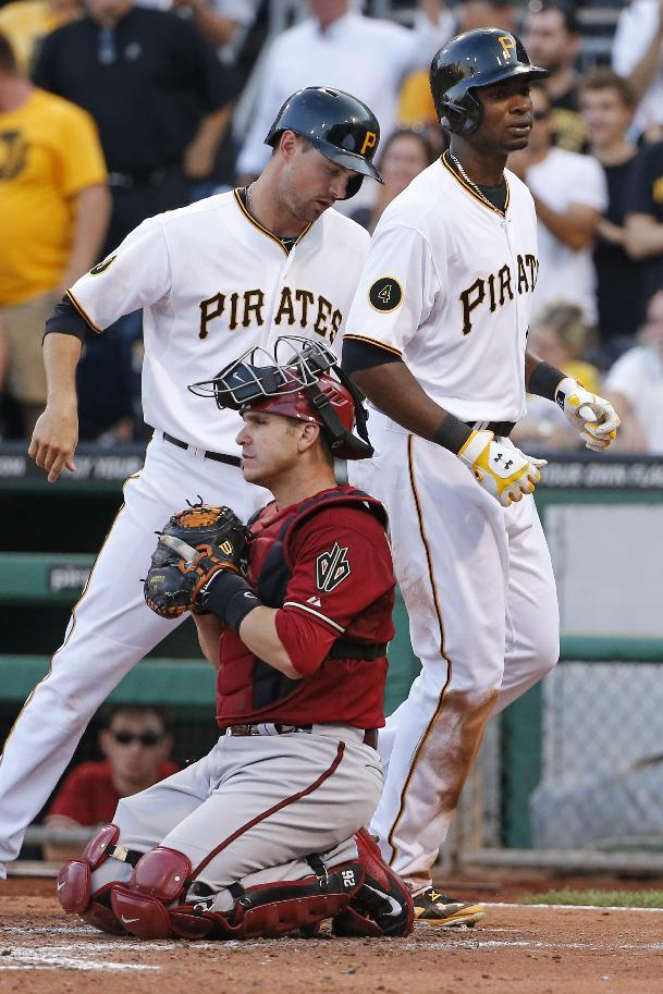 Polanco, Pirates beat Diamondbacks 5-1