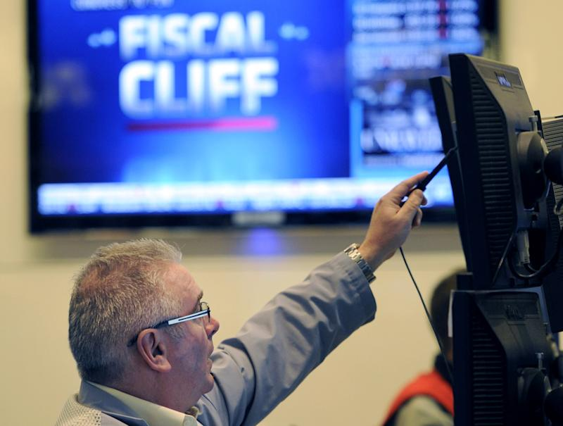 US budget deal hopes give markets a boost