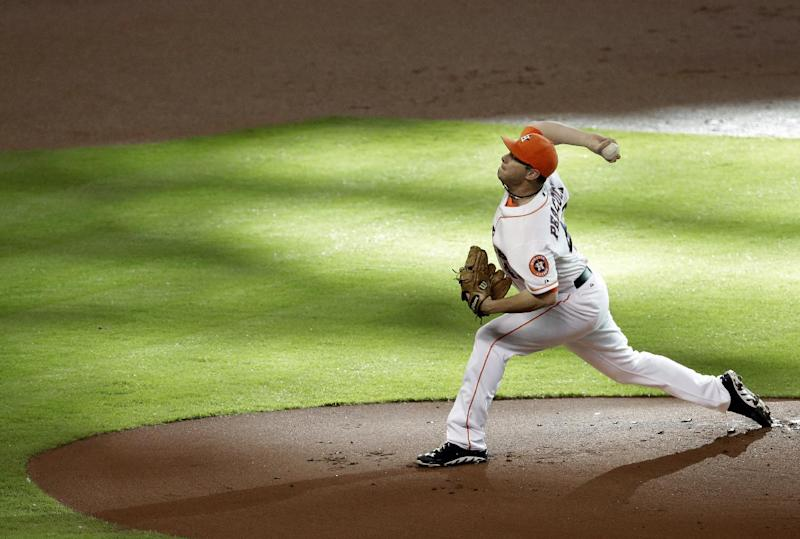 Rios stars for Texas in 5-4 win over Astros
