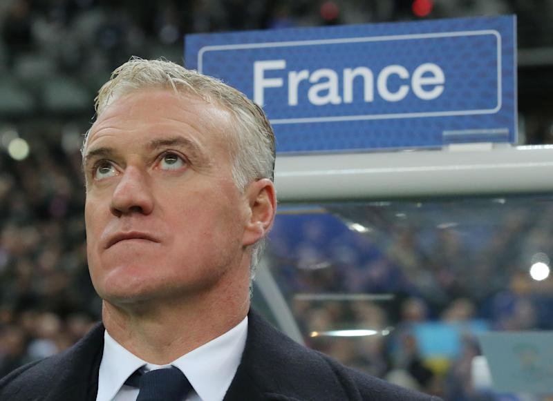 Deschamps has restored confidence, unity to France