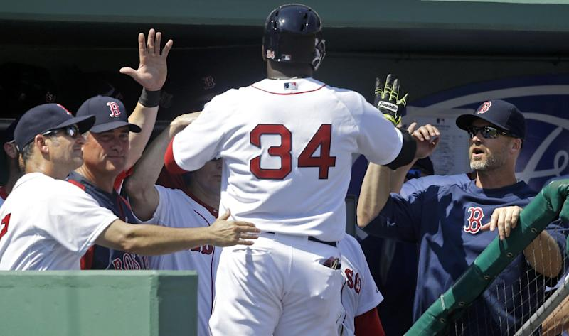 Lester 3 scoreless innings as Red Sox top Rays 6-2