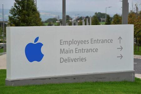 Apple says several billion dollars set aside for US taxes