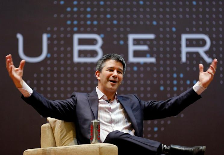 Uber CEO Travis Kalanick leaves Trump's business advisory council