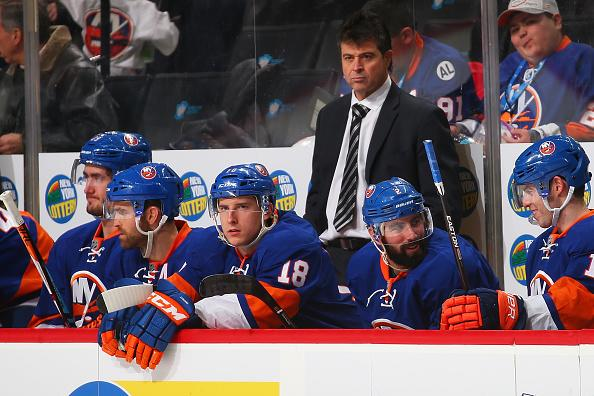 New York Islanders fire Jack Capuano, name Doug Weight interim coach