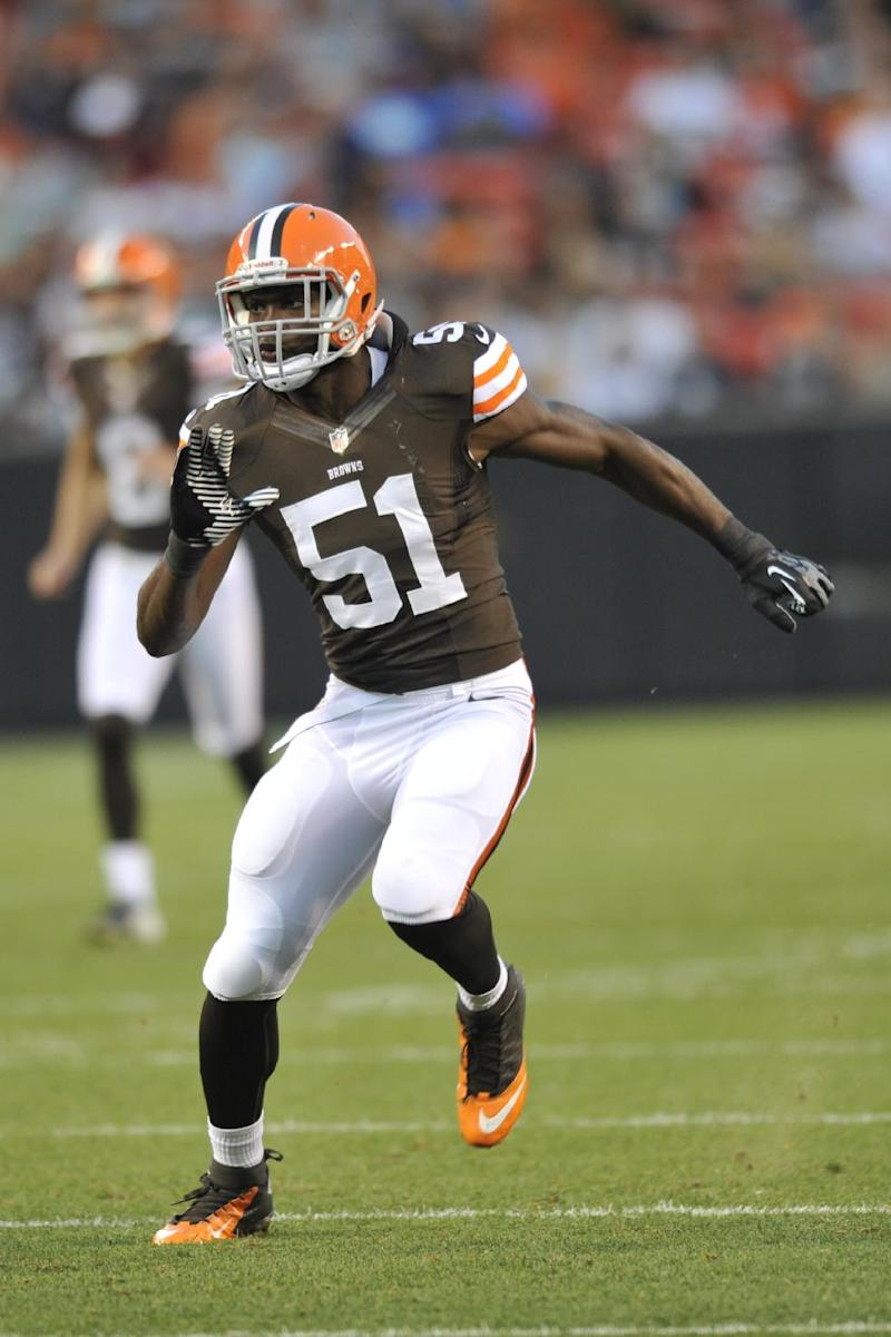 Browns rookie LB Mingo cleared to play