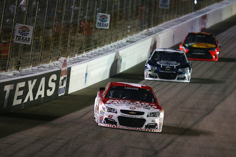 Busch and Gibbs team hope for breakthrough at Bristol