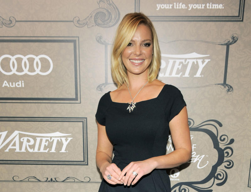 Katherine Heigl starts pet products line