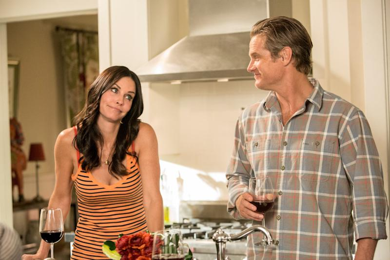 TBS only briefly considered 'Cougar Town' change