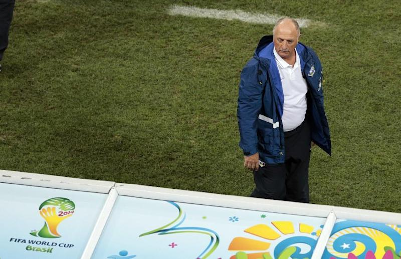 Scolari not unfamiliar with tough World Cup start