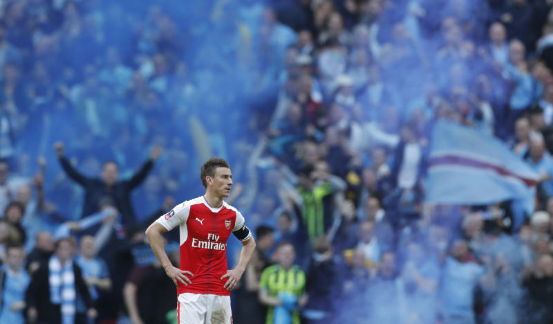We've let him down: Ramsey wants FA Cup win to repay Wenger