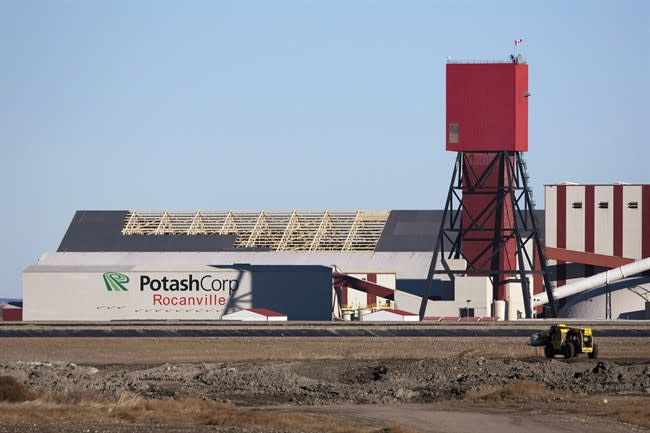 Potash Corp. to cut more than 1,000 jobs, or about 18 per cent of its workforce