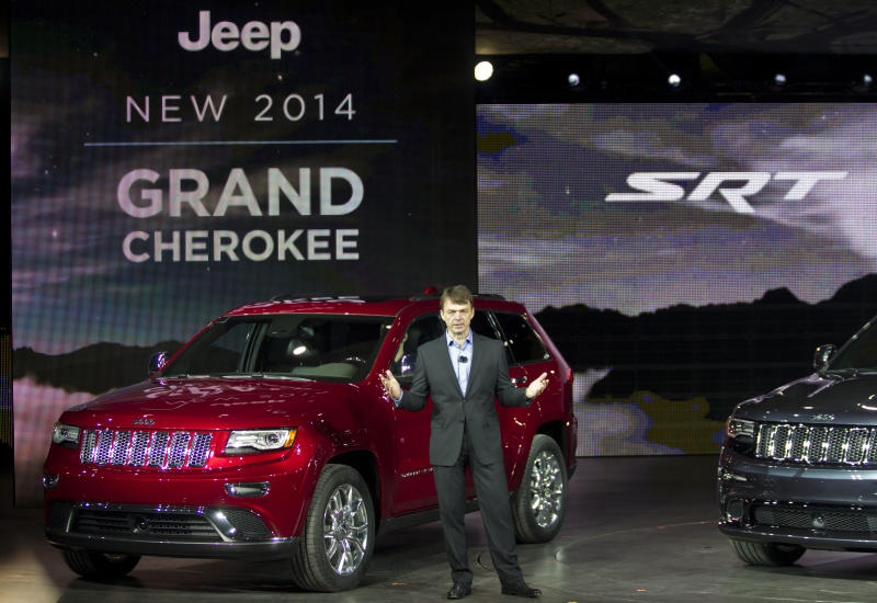Jeep in talks to build some vehicles in China