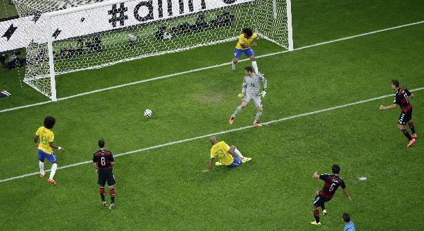FIFA claims 2 Twitter records for Germany rout