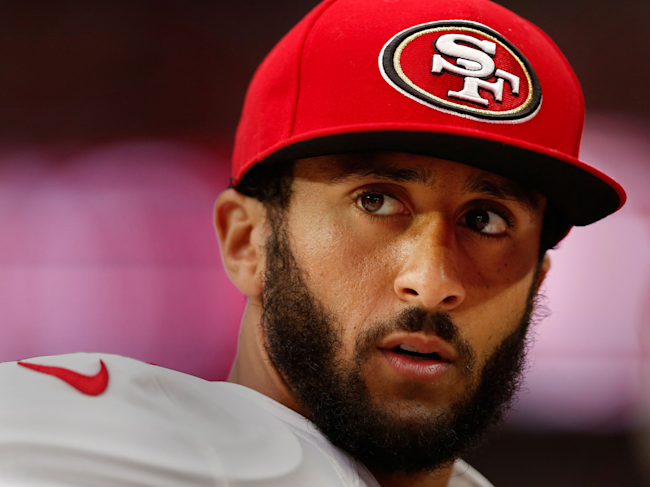 Colin Kaepernick on Terence Crutcher and 'Racism Disguised as Patriotism'