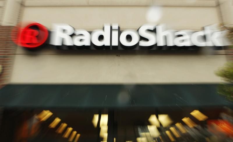 A Radio Shack store is seen in Cambridge