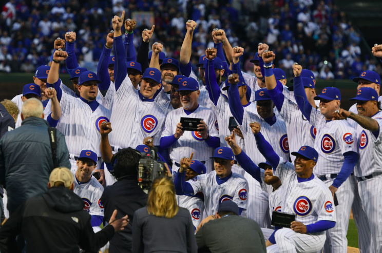 Cubs buying up World Series rings that cost $10800 each