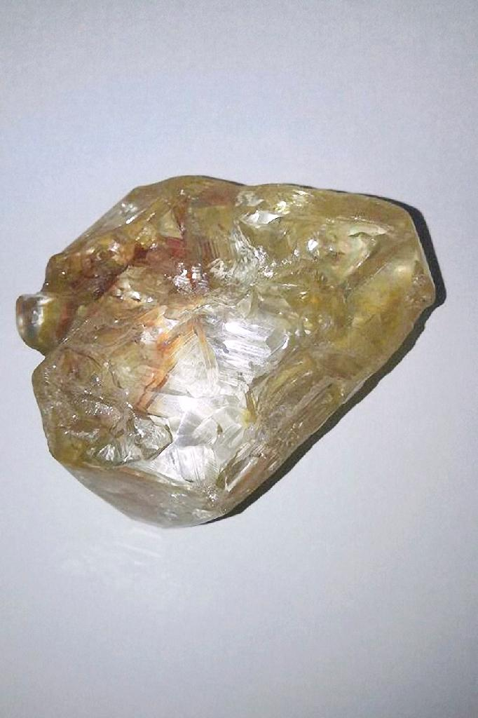 706 Carat Diamond Unearthed By Pastor In Sierra Leone