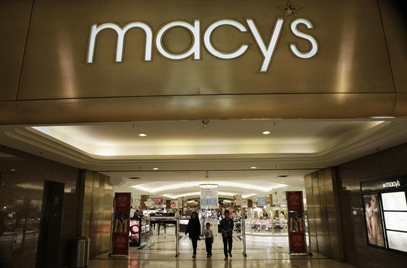 Macy's 3Q net income rises, but Sandy impact looms