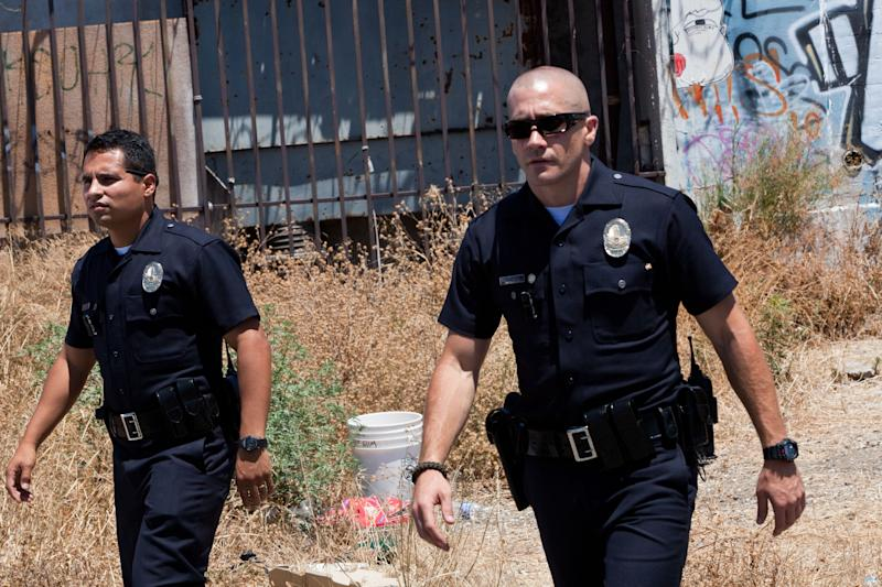 'End of Watch' claims No. 1 spot in close weekend