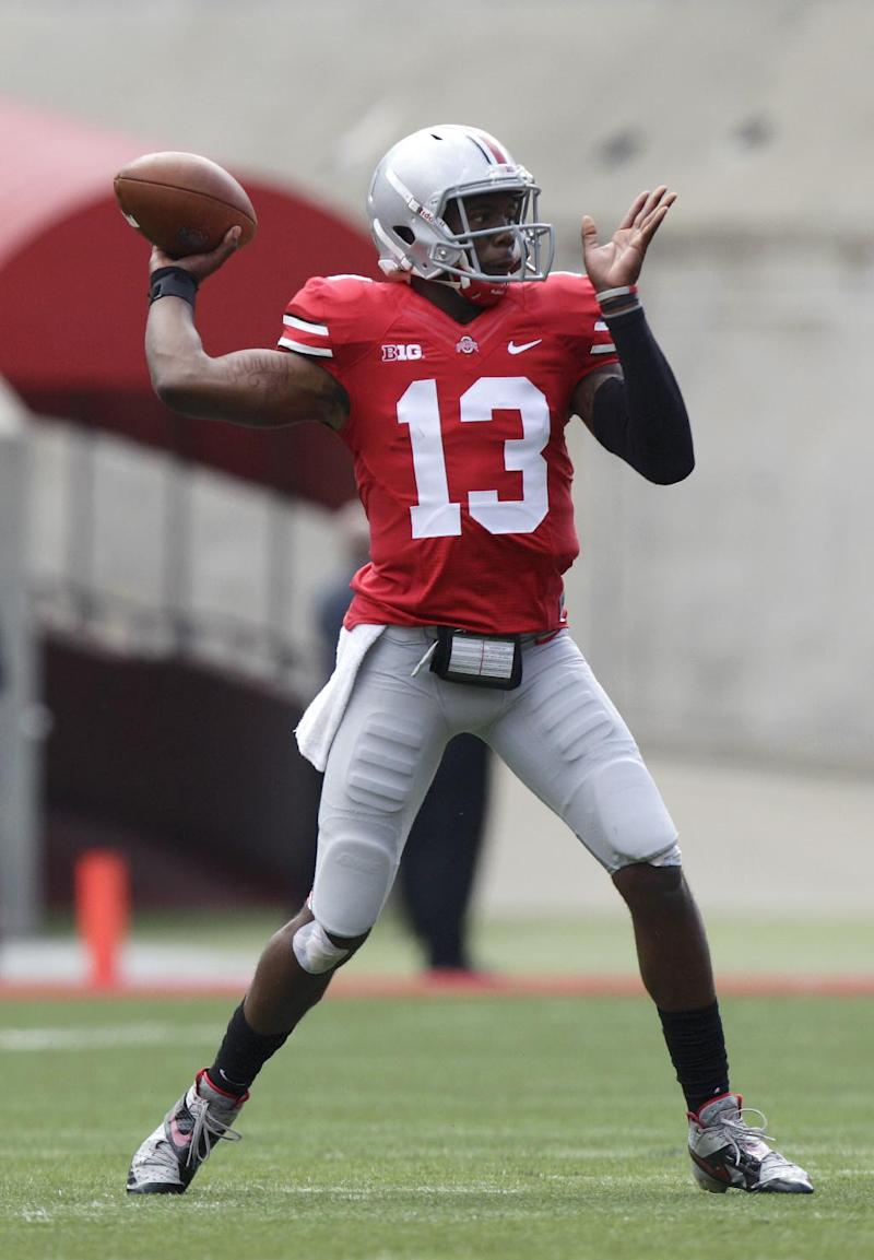 Supremacy in Big Ten on line in Badgers-Buckeyes