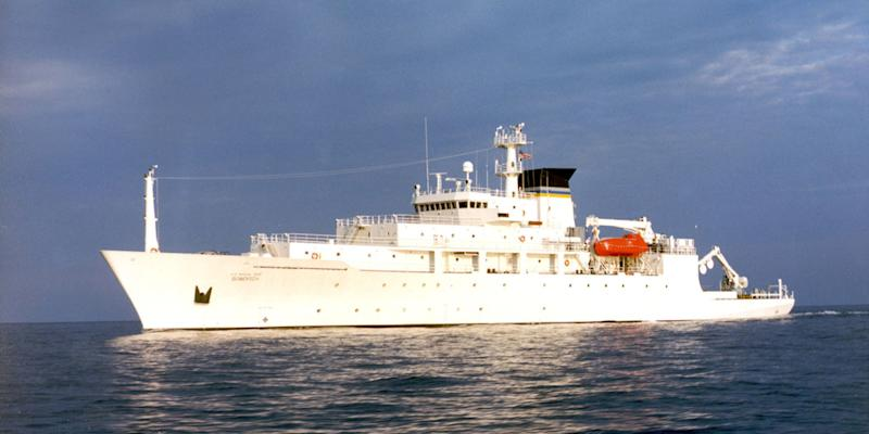 China says 'handling' US Navy drone issue