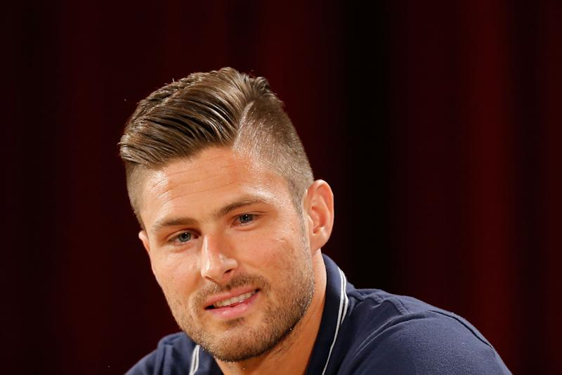 Giroud ready to face up to Honduras battering
