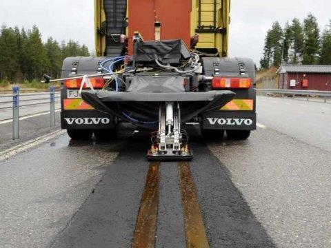 volvo electric road
