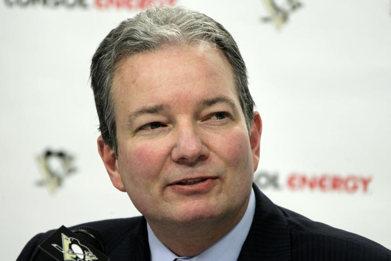 Penguins fire general manager Ray Shero