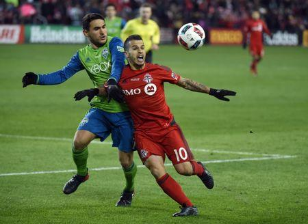 Toronto FC's Sebastian Giovinco receives 'huge offer' from Chinese Super League