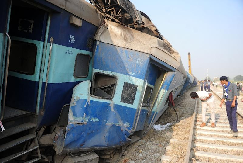 Indore-Patna Express derailment; death toll reaches 142