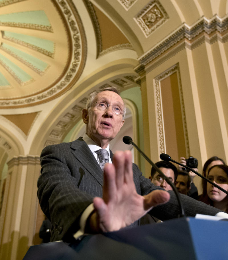 GOP lawmakers see automatic cuts as leverage