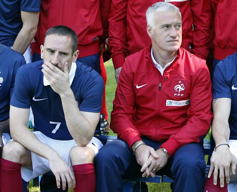 Missing from World Cup action: Stars sidelined