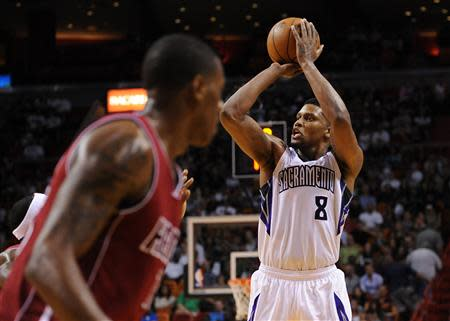 NBA: Sacramento Kings at Miami Heat