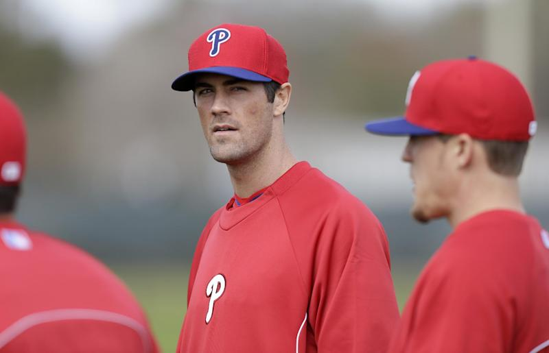 Hamels setback: Won't throw for at least a week
