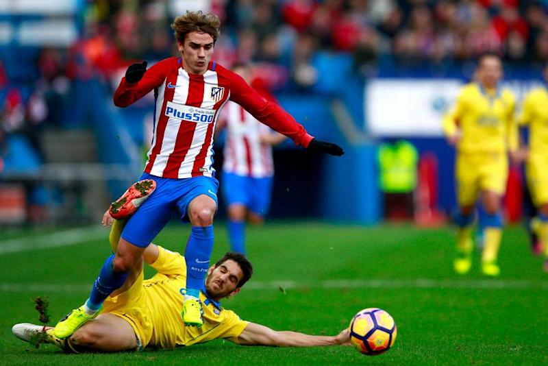 Griezmann in angry reaction after latest Man United rumours