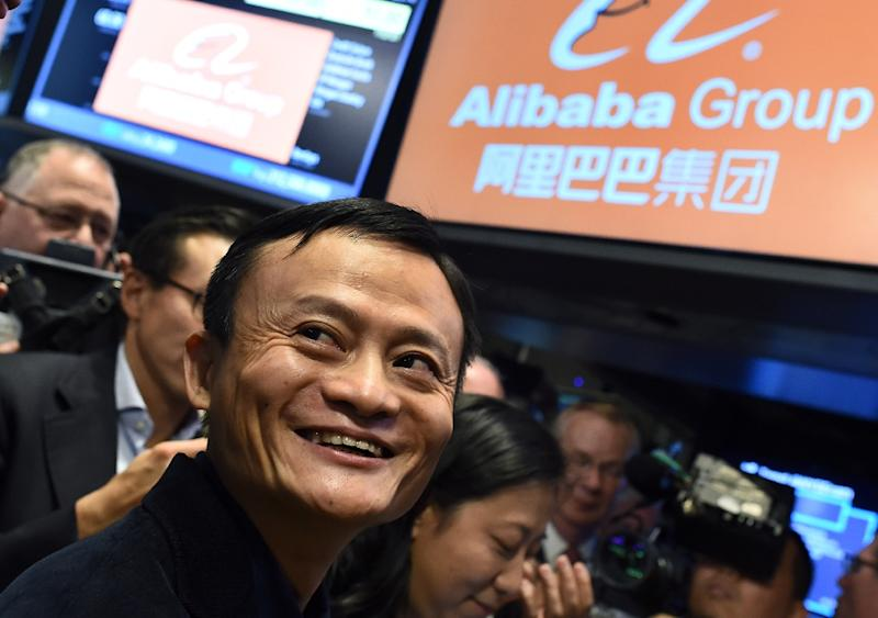 Alibaba's revenue jump 59 percent, GMV increases by a quarter