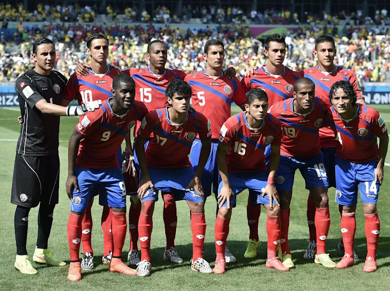 Costa Rica survives 'Group of Death' with ease