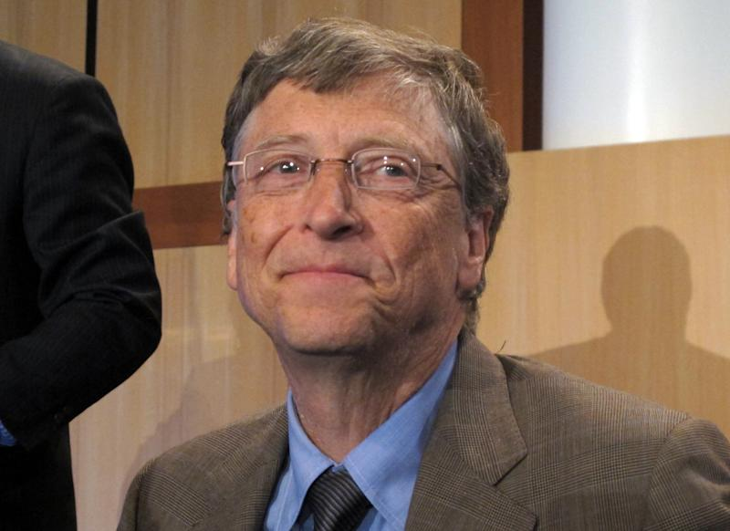 Bill Gates urges Australia to boost foreign aid