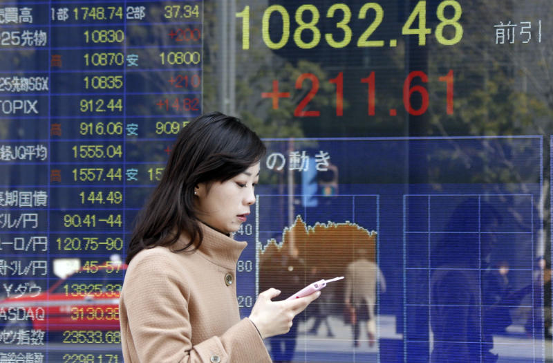 Japan's consumer prices fall for fourth year