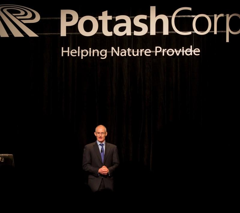 Potash Corp. and Agrium say they are in talks to combine