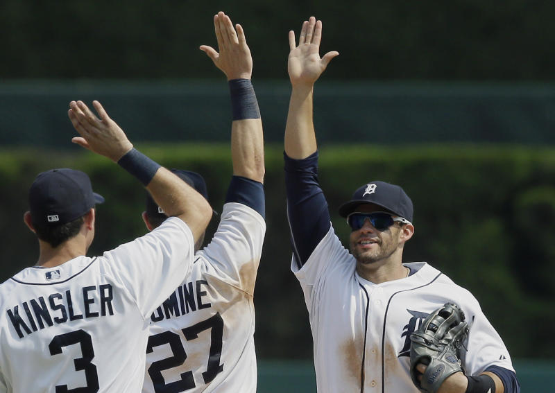 Smyly helps Tigers top Indians 5-1, avoiding sweep