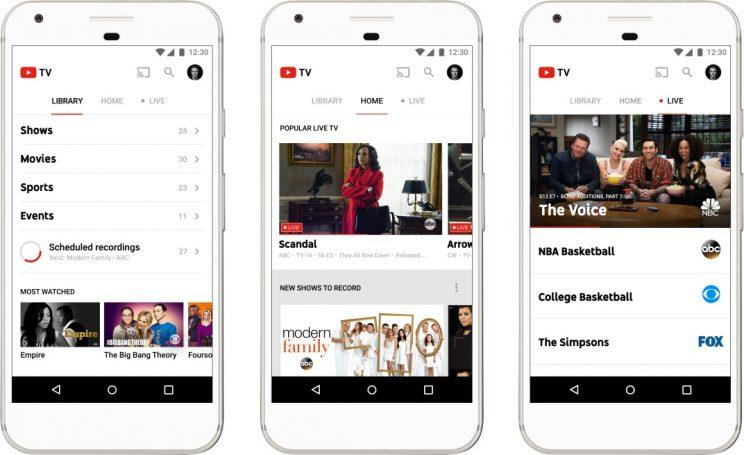 Techradar Googles New YouTube TV Lets You Watch Cable For 35 A Month