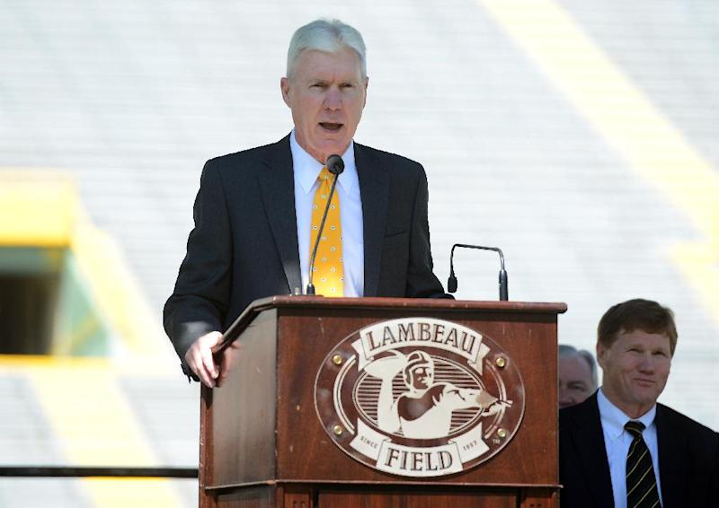 Packers sign GM Ted Thompson to extension
