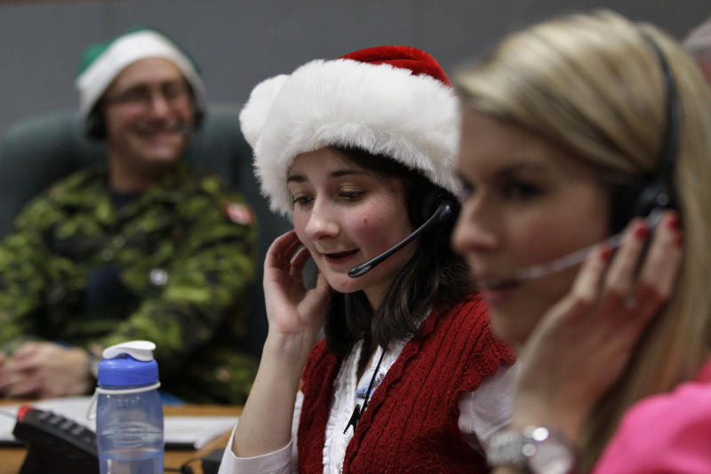 5 things to know about tracking Santa's journey