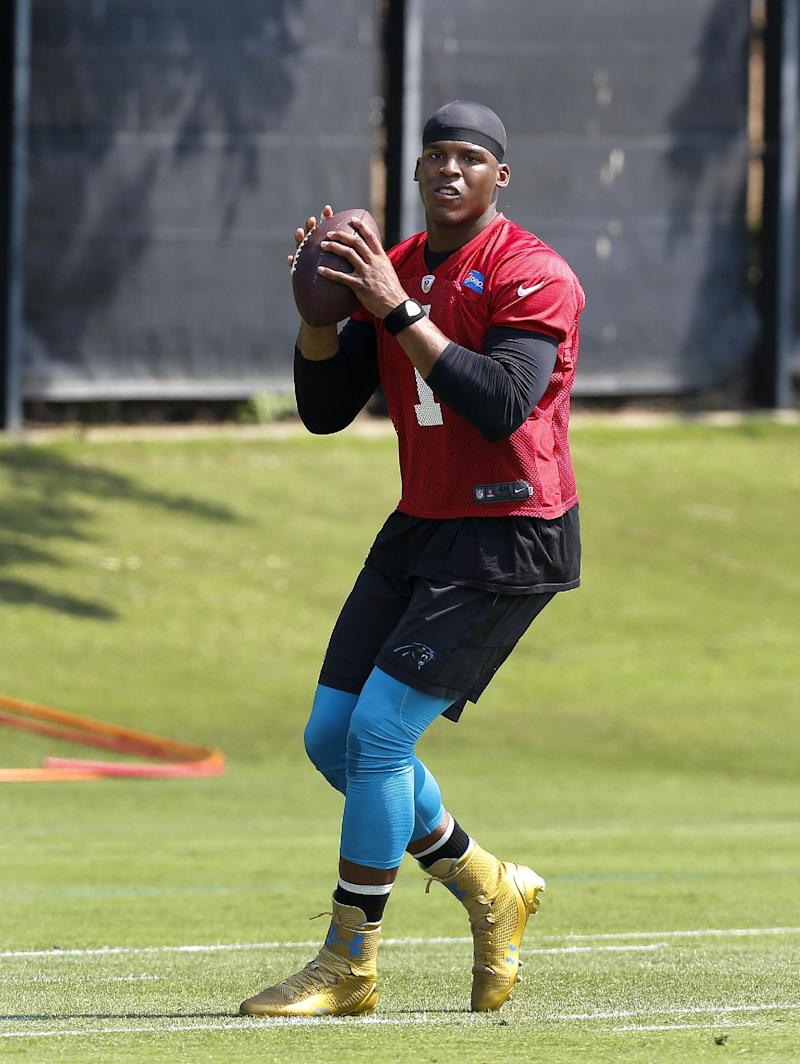 Avant: Panthers don't need big-name WRs to win