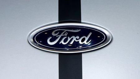 Ford profit drops on higher costs, lower vehicle sales